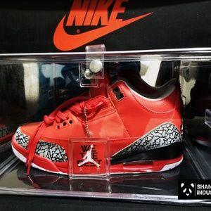 Custom Dj Khalid Jordans size 9.5